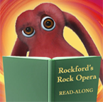 Read-along with Rockford
