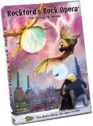 Audiobook on DVD