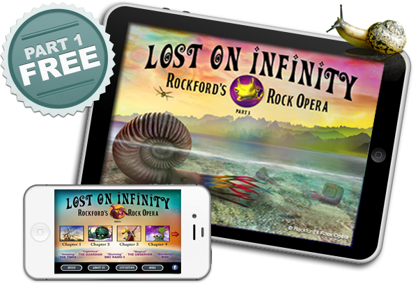 Lost on infinity for Android